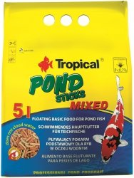 Trop. Pond 40615 Sticks Mixed 5l worek