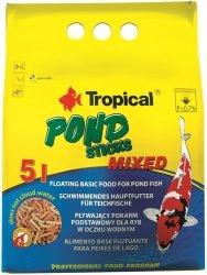 Trop. Pond 40615 Sticks Mixed 5l worek
