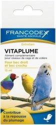 Francodex 174047 Witaminy na piórka d/ptaków 15ml
