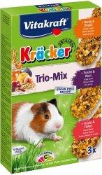 Vitakraft 25339 Kracker 3szt świńka miód,owoc,orze
