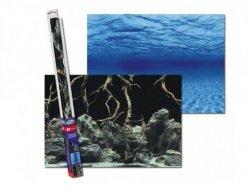 Aqua Nova 9515 Tło S 60x30cm Woda/ Korzenie