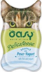 OASY 3488 Delicatesse Souffle Ryba Jogurt 85g
