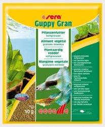 Sera 00712 Guppy Gran 10g saszetka gran roślinny