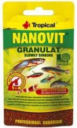Trop. 67101 Nanovit Granulat 10g