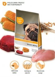 Crunchy Dog Adult 20kg Menu Basic