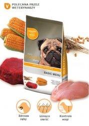 Crunchy Dog Adult 20kg Menu Basic