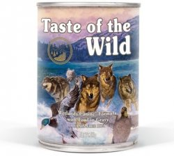 Taste of the Wild 3403 Puszka Wetlands 390g