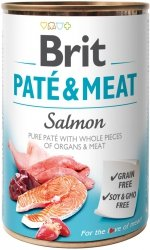 Brit Care Pate&Meat Salmon 400g