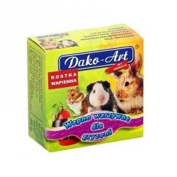 Dako-Art 625 Wapno warzywne dla gryznoni 1szt
