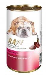 Rafi 1455 puszka 800g z wołowina dla psa