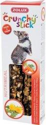 Zolux 209237 Crunchy Stick królik marchew mle 115g