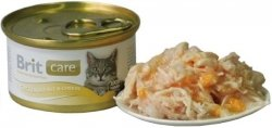 Brit 3063 Care Cat 80g Chicken Breast puszka