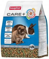 Beaphar 18454 Care+ Rabbit Senior 1,5kg