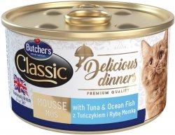 Butcher's 1675 Delicious Dinners tuńczyk/ryba 85g