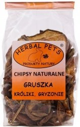 Herbal Pets 4463 Chipsy Natural - Gruszka 75g