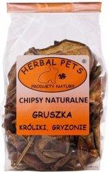 Herbal Pets 4463 Chipsy Natural - Gruszka 75g