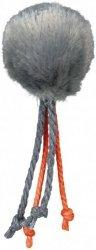 Trixie 4126 Piłki z dzwonkiem i wstążkami 1szt