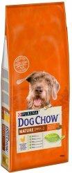 Purina Dog Chow 14kg Mature Kurczak
