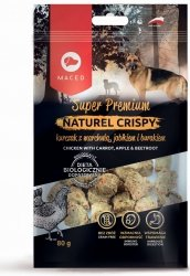 Maced 0658 Naturel Crispy Kurczak Marchew 80g