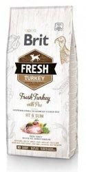 Brit Fresh 0809 Adult 2,5kg Turkey & Pea Fit&Slim