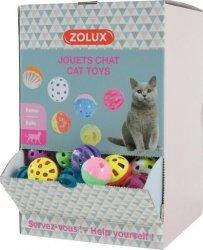 Zolux 580141 Zabawka dla kota piłeczka