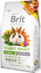 Br. 4848 Animals Rabbit Adult Complete 300g
