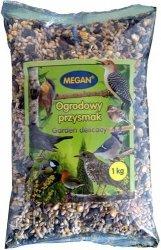Megan ME169 Ogrodowy przysmak karma całoroczna 1kg