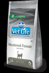 Vet Life Cat 2547 400g Neutered Female