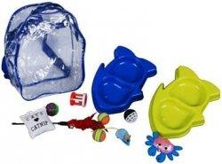 RIGA 004137 Plecak z zabawkami