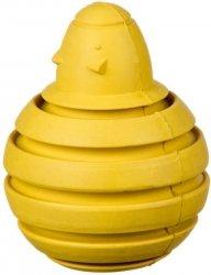 Barry King 15406 bombka żółta M 8cm