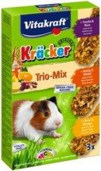 Vitakraft 25337 Kracker 3szt świńka miód,popc,zboż