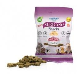 Serrano Snack 0135 Cat 50g Sardynka Hairball