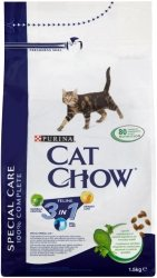 Purina Cat Chow 1,5kg Special Care 3w1