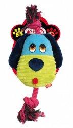 Pet Nova 1420 Głowa psa na sznurze piszcząca 30cm