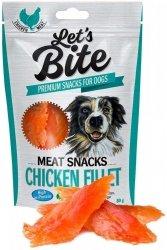 Brit Lets Bite Snacks Chicken Fillet 300g