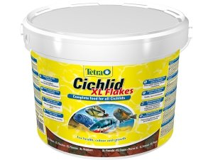 Tetra 201415 Cichlid XL Flakes 10L
