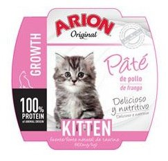 Arion 8841 Cat Original Kitten 70g mousse