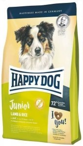 Happy Dog 9003 Junior Jagnięcina Ryz 10kg