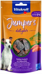 Vitakraft 6079 Jumpers Delights kurczak/jabłko 80g