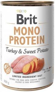 Brit Care Mono Protein Turkey & Sweet Potato 400g