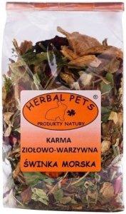 Herbal Pets 4395 Karma ziołowo-warzyw świńka 150g