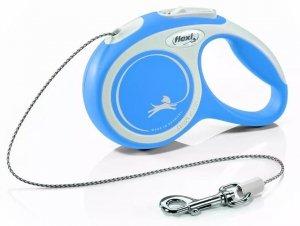 Flexi 4273 New Comfort XS Cord 3m niebieska