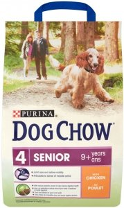 Purina Dog Chow 2,5kg Senior z Kurczakiem