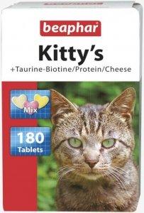 Beaphar 12782 Kitty's Mix 180szt-tabl.dla kot