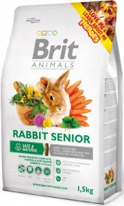 Br. 4855 Animals Rabbit Senior Complete 1,5kg
