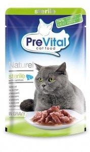 PreVital Naturel 0023 saszetka 85g Sterile łosoś