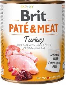 Brit Care Pate&Meat Turkey 800g