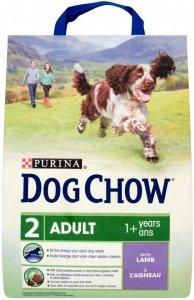 Purina Dog Chow 2,5kg Lamb & Rice