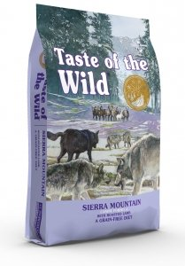 Taste of the Wild 2345 Adult Sierra Mountain 2kg