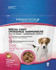 Francodex 170239 dla szczeniąt harm wzrost 75g*